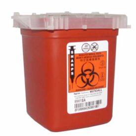 Naalden container ProTec Naaldcontainer (groot)