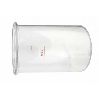 Vapozone Decomedical Waterglas voor Decomedical vapozone DEC17+DEC24