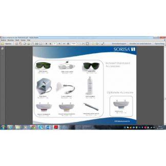 Lampwissels Sorisa NORA Lampwissel 410 nm (acne)