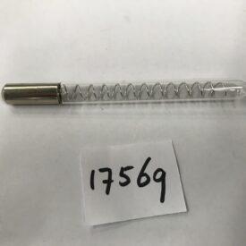Hoog Frequent (HF) Glas elektrode Acura met veer